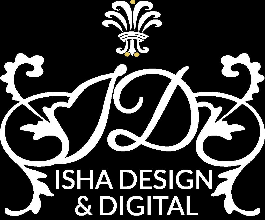 Isha Design Logo